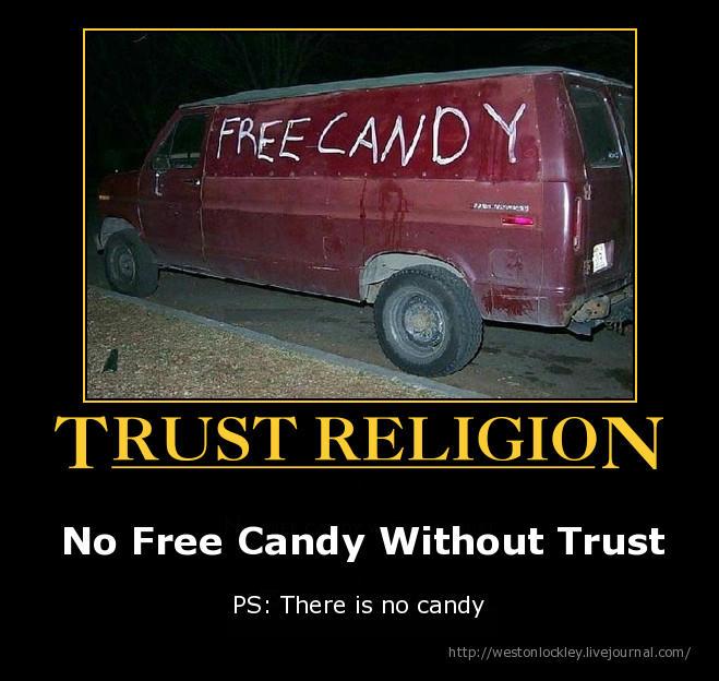 Trust religion